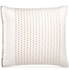 Hotel Collection Emblem 2 Euro Shams Embroidered