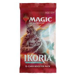 Ikoria Lair of Behemoths Draft Booster Pack - Magic The Gathering MTG Sealed