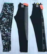 BNWOT Ladies Blue Leggings from Secret Possessions sizes L
