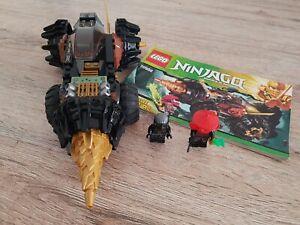 LEGO NINJAGO Coles Powerbohrer (70502)