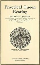 Practical Queen Bee Rearing, Life story, queenby's method ,  Frank C. Pellett CD