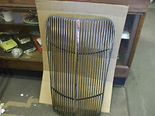1937 Chevy truck grille NEW NEWLY [triple] PLATED L@@@@@@@@@@@K