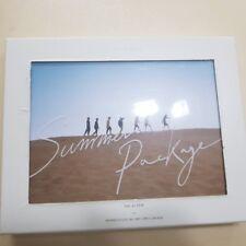 BTS Bangtan Boys Summer Package in Dubai 2016 Photobook DVD - Charm Acc Missing