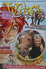 Witch Mag n°159- 2008 : Histoire BD : Une danse magique