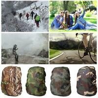 Waterproof Dust Rain Cover Travel Hiking Backpack Camping Bag COVER R9B1