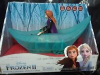 Disney FROZEN 2 Remote Control ANNA's Canoe RC Exclusive Boat Toy *New