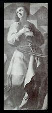 "santino-holy card""S.LUCIA V.M.-BRESCIA"