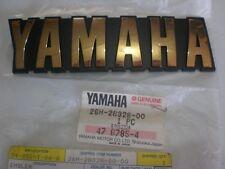 YAMAHA NOS XVZ1200 XVZ1300 1983-1993 EMBLEM 26H-28328-00-00 #33