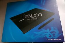 Wacom Bamboo Pen & Touch Drawing Tablet CTH-460  Graphics Editing