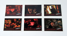 2003 Cards Inc. A Nightmare on Elm Street Preview Set (6) Nm/Mt