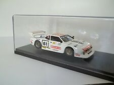 mini racing sc1/43 bmw m1 gr5 24h di le mans 1982,realdy built