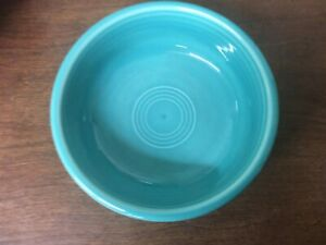 "Fiesta Turquoise Blue 5-5/8"" Fruit Bowl"