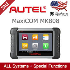 Autel MaxiCOM MK808 touchscreen Diagnostic Tool Code Reader As MaxiCheck MX808