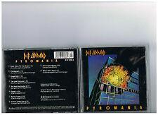 DEF LEPPARD CD..PYROMANIA..EARLY POLYGRAM CD