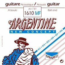Savarez 1610mf Set Corde per Chitarra Acustica Argentine .011-.046