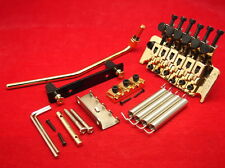 Original Floyd Rose Special Gold Tremolo Bridge w/ 42MM Nut For LTD Schecter New