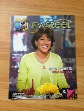 Disney Newsreel Robin Roberts Heart & Archives Library April 27, 2007 New