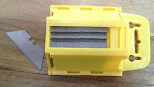 F Pro (Fuller) Brand 100 Piece Stanley Utility Knife Blade Bulk Pack 100pce Set