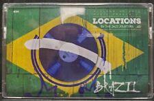 The Jazz Jousters - Locations: Brazil Millenium Jazz CASSETTE TAPE VG++ HIP-HOP