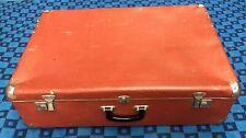 Belle ancienne valise rétro vintage H 20 L 74 l 50 cm #27