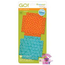 "55033- New AccuQuilt GO! Big & Baby 5 1/4"" Rag Square Fabric Cutting Die Quilt"