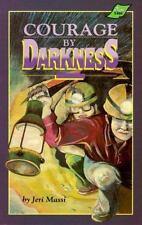 Courage by Darkness (Peabody Adventure Series #4) Jeri Massi Paperback