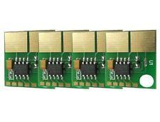 4 x Toner Reset Chips For Lexmark E450 E450dn