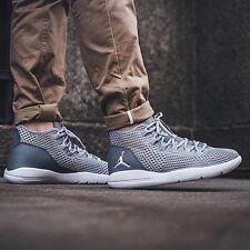 Nike Air Jordan révéler Mi Baskets Jumpman Rétro-UK taille 7 (Eur 41) Wolf Grey