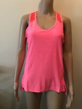 1a50d06e274d80 Marika Electric Coral Workout Fitness Tank Top Size XL New