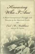 Knowing Who I Am: A Black Entrepreneur's Memoir of Struggle and Victor-ExLibrary