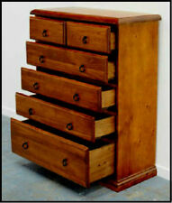 Solid Wood Contemporary Dressers & Chests of Drawers