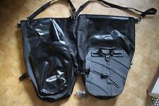 Vaude Tramp Fahrrad-, Gepäcktaschen, hinten, schwarz