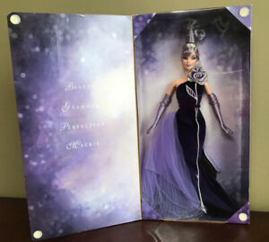 THE STERLING SILVER ROSE BOB MACKIE BARBIE DOLL AVON COLLECTOR EDITION MATTEL