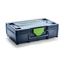 Festool Micro Systainer SYS3-XXS Blue 205399 vorher 204540 T-LOC