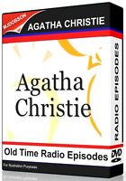 Agatha Christie Old Radio Episodes 50 Audio MP3 Download