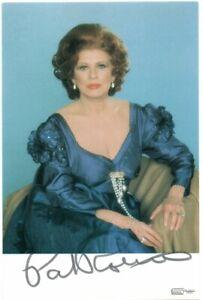 "Patricia 'Pat' Phoenix (1923~1986) : Genuinely Signed colour 6"" X 4"" Photo."