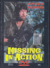 MISSING IN ACTION - DVD