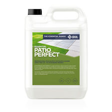 Stonecare4u POWERFUL Patio Cleaner 5L Non-Acid FAST & EASY Cleans Paving in 2hrs