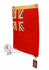 British Red Ensign | Duster End  | Nautical Boating Flag