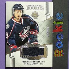 OLIVER BJORKSTRAND  /249  2016-17 Ultimate Collection ROOKIES Silver #121