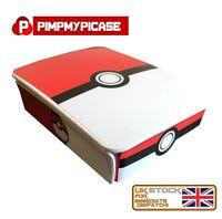 Raspberry Pi 3 (Skin only) Pokemon Pokeball (Use pi 3 case) Retropie + Kodi