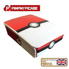 Raspberry Pi 3 (solo della pelle) POKEMON Pokeball (utilizzare pi 3 Custodia) retropie + Kodi