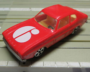 Faller Hitcar Ford Capri
