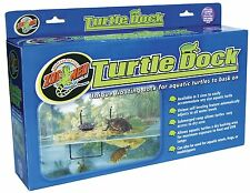 Zoo Med floating dock for aquatic turtles to bask on 5 sizes available