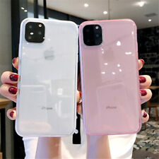 SOFT TPU TRANSPARENT SHOCKPROOF CASE FOR IPHONE 7 8 6PLUS XR XS 11 PRO MAX COVER