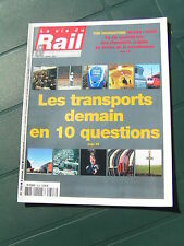 vie du rail 2002 2828 viaduc de Millau CHAULNES KEN LOACH The navigators