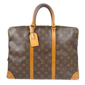 LOUIS VUITTON PORTE DOCUMENTS VOYAGE HAND BAG MONOGRAM M53361 VI0993 61702