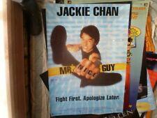 JACKIE CHAN NO MORE MR NICE GUY  MOVIE 1 SHEET  MOVIE POSTER