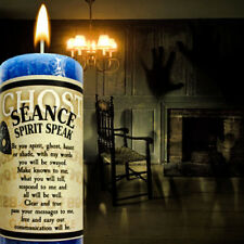 SEANCE SPIRIT SPEAK - Limited Edition Coventry Creations Ghost Candle- Halloween