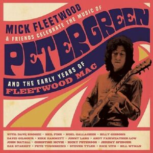 Mick Fleetwood and Friends - Celebrate The Music Of Peter Green (Vinyl 4LP)
